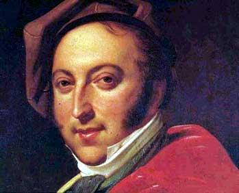 Rossini, compositeur du Barbier de Séville