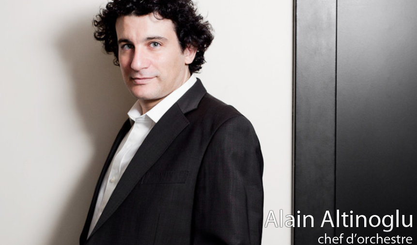 Alain Altinoglu conductor