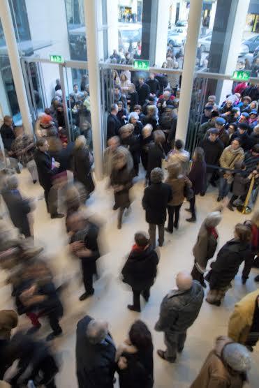 Journée 'Portes Ouvertes' au Nouvel Auditorium de l'ONBA © GaëlleHamalian-Testud