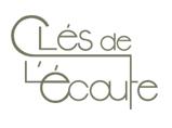 """Logo de la Start-up """"Les Clés de l'Ecoute"""""""