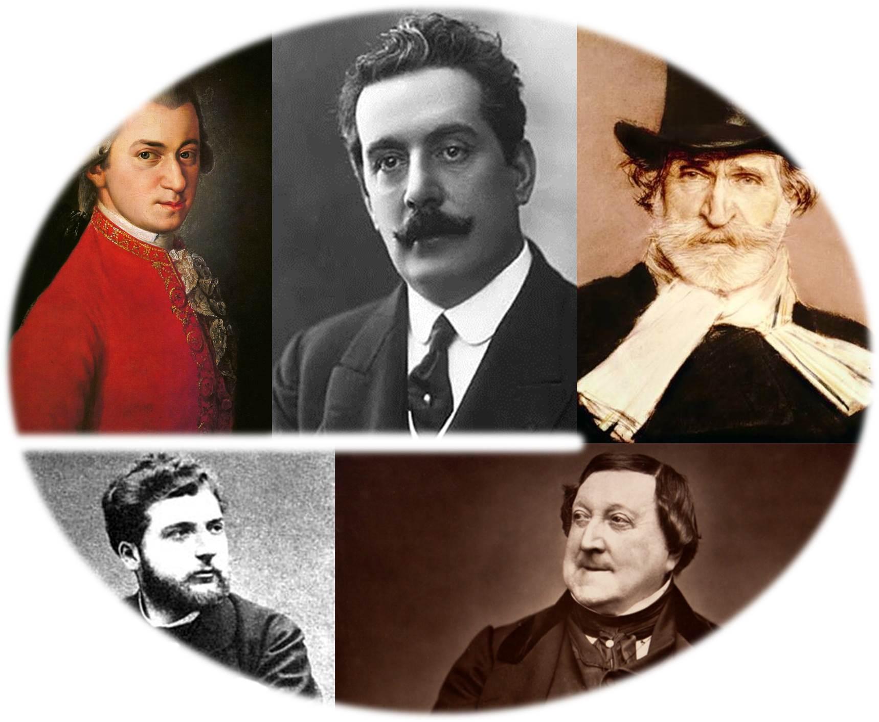 compositeurs italiens liste