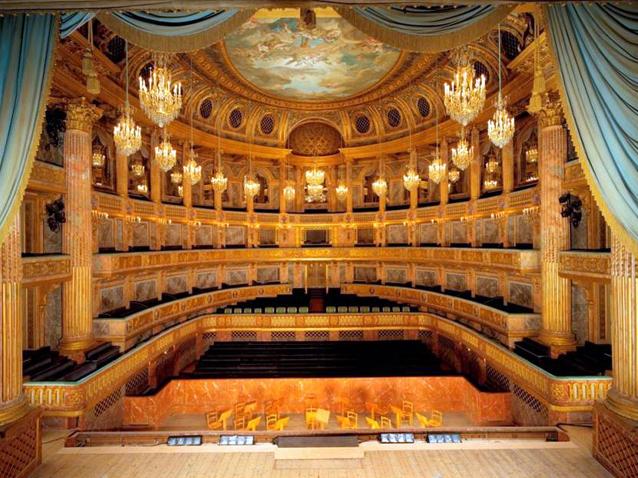 L'opera Royal de Versailles, outil de puissance du Roi-Soleil