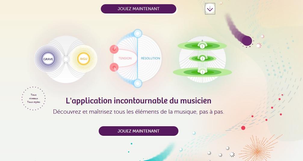 Meludia : des interfaces graphiques novatrices