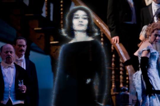 Hollogramme de Maria Callas pour 2017 ?