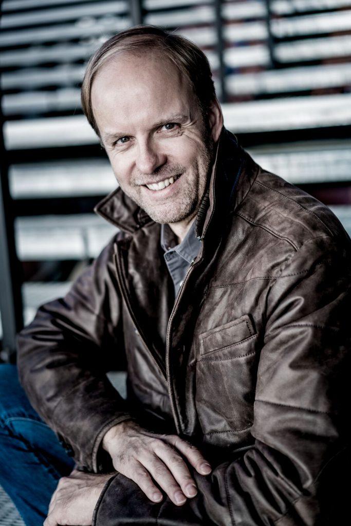 Bernhard KERRES, fondateur d'Hello Stage (photo par Andrej Grilc)