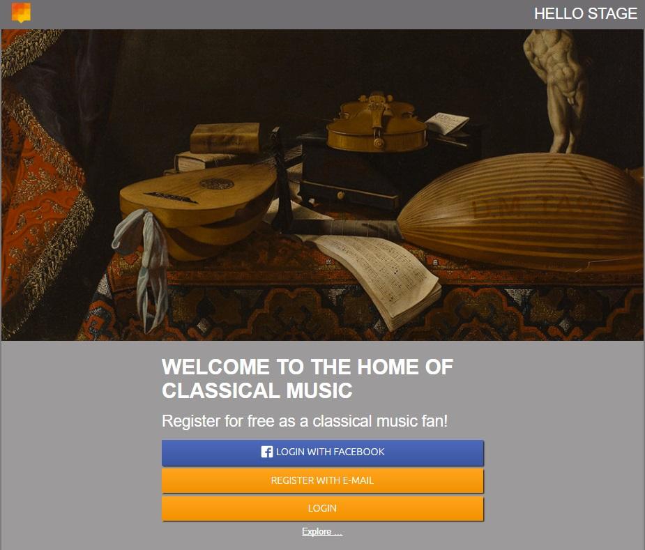 Fans.hellostage.com : un nouveau service